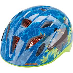 Alpina Ximo Disney Helm Kinder blau/grün